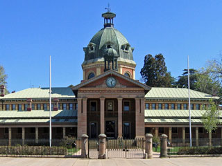 Bathurst Court House