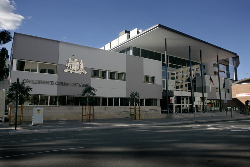 Parramatta Childrens Court